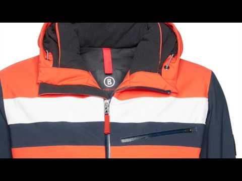 Bogner Camaro Mens Ski Jacket in Navy