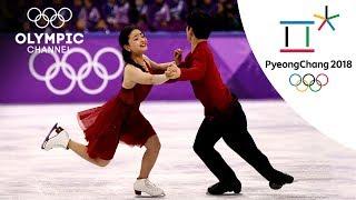 Maia & Alex Shibutani's Figure Skating Highlights | PyeongChang