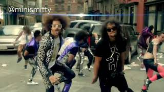 Party Rock Anthem = Trading My Sorrows