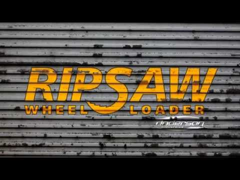 Ripsaw Wheel Loader Attachment
