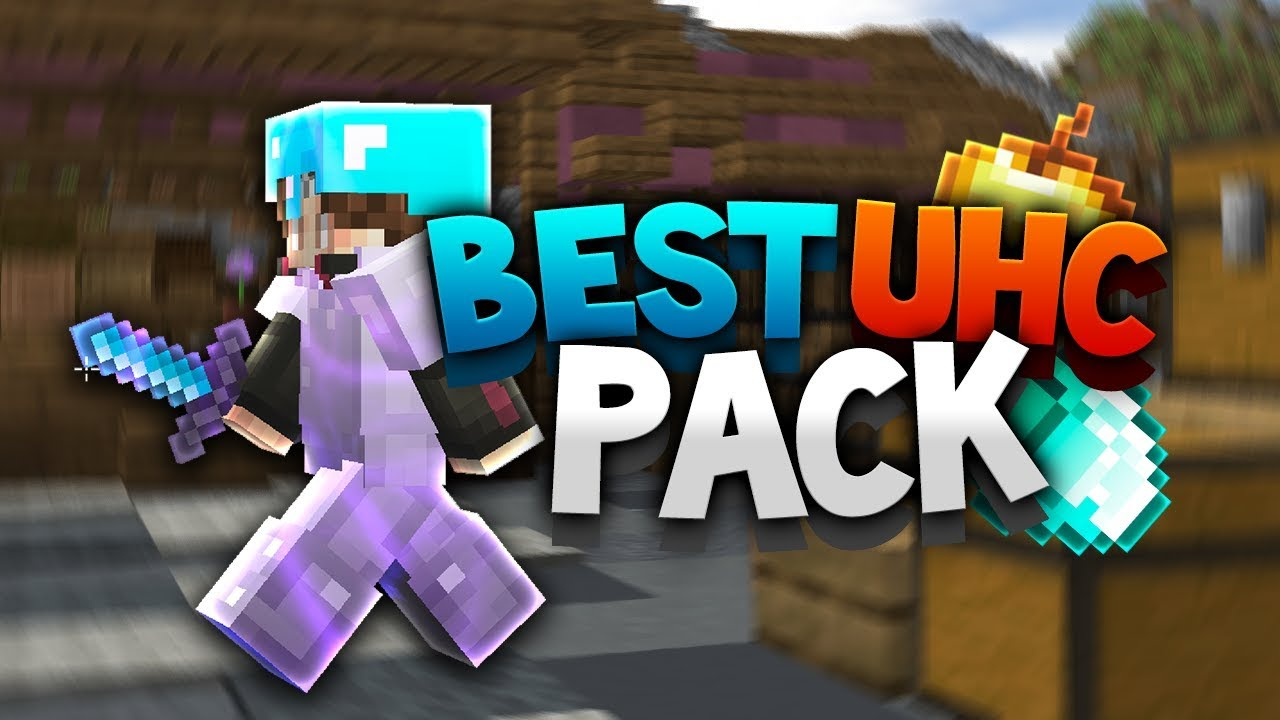 BEST UHC TEXTURE PACK FOR MINECRAFT 122.1223/122.1224 – FPS BOOST/NO LAG