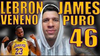 LEBRON JAMES VENENO PURO - RODADA NINJA NBA