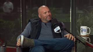 Rams OL Andrew Whitworth Talks Saints, Saban vs McVay & More w/Rich Eisen   Full Interview   1/15/19