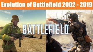 History of Battlefield (2002-2018)