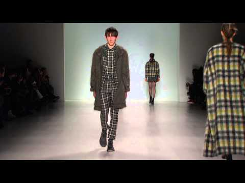 Custo Barcelona New York Fashion Week Fall Winter 2015/16