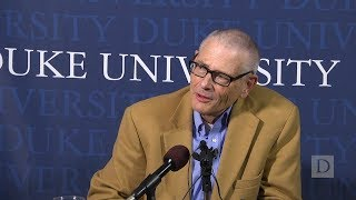 Duke Professor Emeritus Reflects on Billy Graham's Humble Character video
