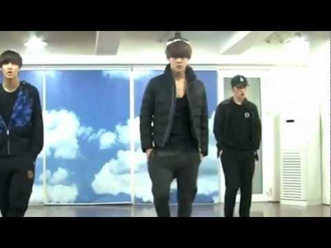 EXO-K - History Dance (Sehun Close-up)