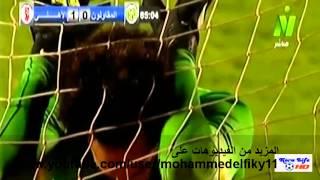 اهداف مباراة الاهلى والمقاولون العرب 1-0 [5-11-2014] الدورى المصرى الممتاز HD