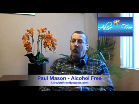 Alive & Free-Paul Mason- Alcohol Free with Hypnosis