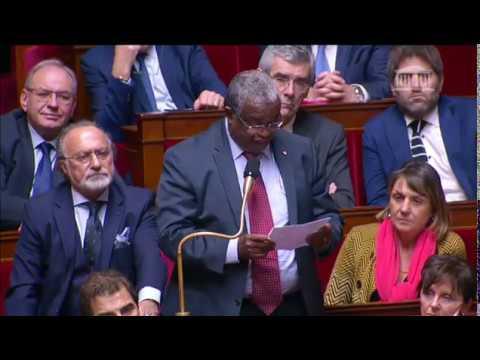 M. Mansour Kamardine - Recrudescence des violences à Mayotte