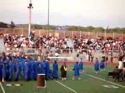 Kendall graduating High School