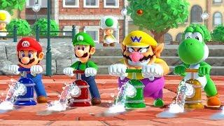 Super Mario Party - All Mini Games