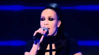 Rebecca Ferguson sings Show Me Love - The X Factor Live Semi-Final (Full Version)