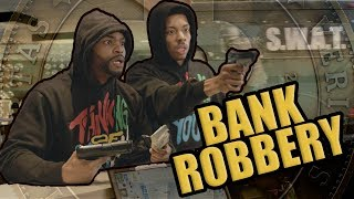 BITCOIN ROBBERY l King Bach and Melvin Gregg