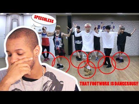방탄소년단 'DANGER' DANCE PRACTICE REACTION