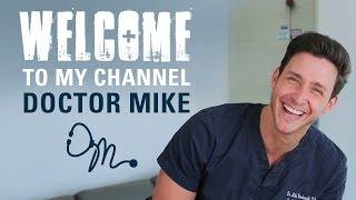 WELCOME TO MY CHANNEL! | Doctor Mike