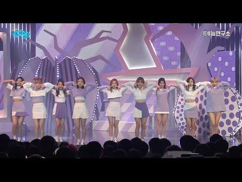 [예능연구소] 트와이스 티티 @쇼!음악중심_20161029 TT TWICE in 4K