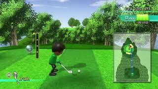 "[TAS] Wii Wii Sports ""Golf, 9-Hole Game"" by tendog in 03:33.4"