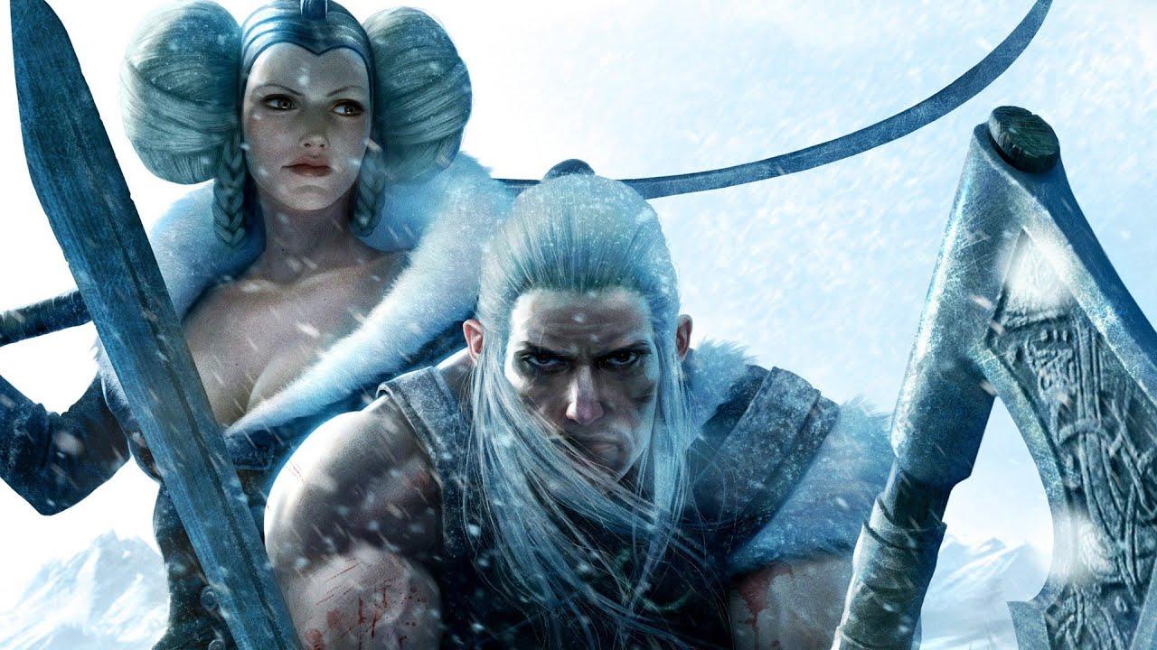 Viking Battle for Asgard GAMEPLAY PC - YouTube