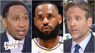 Stephen A. and Max's Top 5 PGs in the NBA | First Take