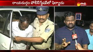 One held for posting vulgar comments against YS Sharmila..