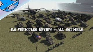 All vehicules + All soldier U.S- Red rising Mod[Men of War : Assault Squad 2][fr/eng]