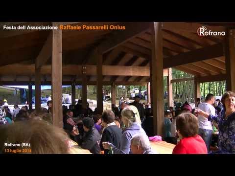 Festa dell Associazione Raffaele Passarelli Onlus 2014