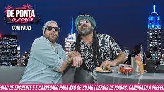 DE PONTA A PONTA COM PAUZI ENTREVISTA ALEXANDRE FETTER | Pretinho Básico
