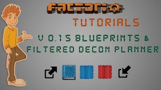 Factorio Tutorial - Blueprint Book - Exporting-Importing