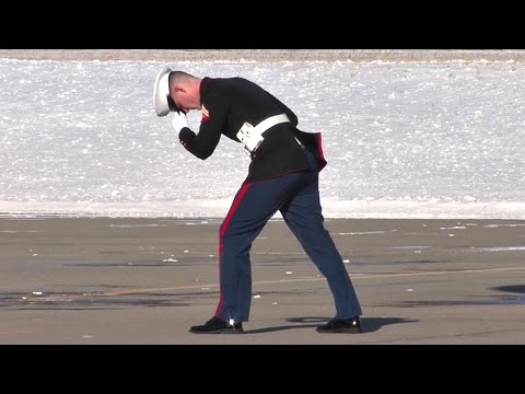Air Force One & Marine One. Air National Guard Pittsburgh, PA (Jan, 2014)