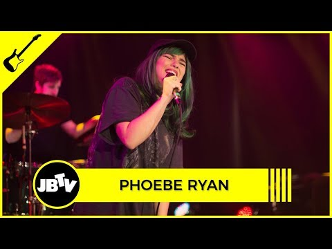 Phoebe Ryan - All We Know (From The Chainsmokers' Collage EP) | Live @ JBTV