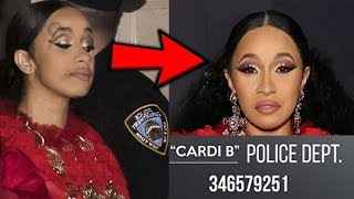 Cardi B Is Officially Locked Up And Serving Life…