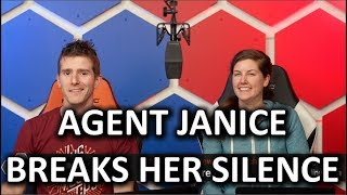 Agent Janice SPEAKS - The WAN Show Jan 11 2019