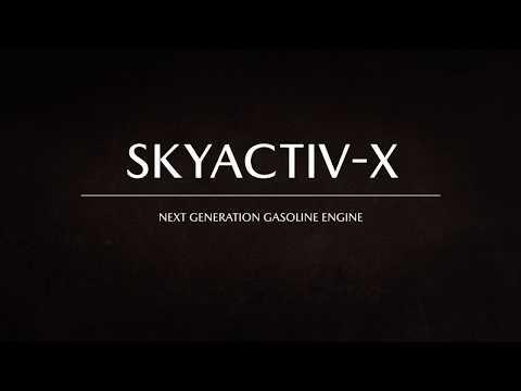 mazda releases next generation gasoline engine skyactiv x. Black Bedroom Furniture Sets. Home Design Ideas