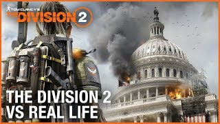 The Division 2 vs Real Life preview image