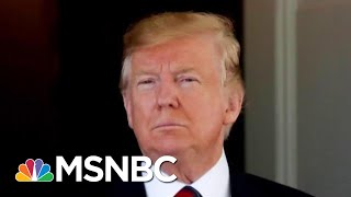 President Donald Trump's Fear Of 'The I-Word' | Deadline | MSNBC