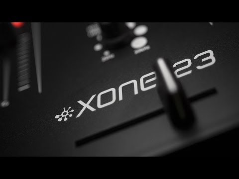 Xone:23 - 2+2 DJ Mixer