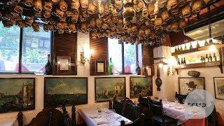 The heart of Italian cuisine in Hong Kong