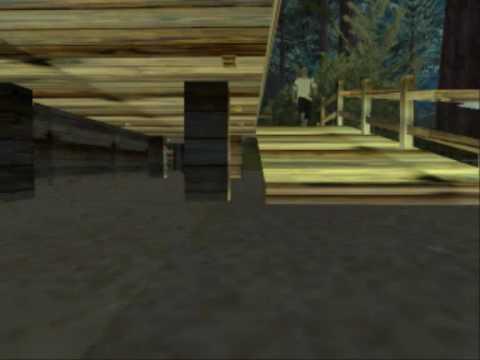 GTA San Andreas: La isla del terror.