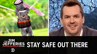 The TSA Isn't Actually Very Good at Stopping Terrorism - The Jim Jefferies Show