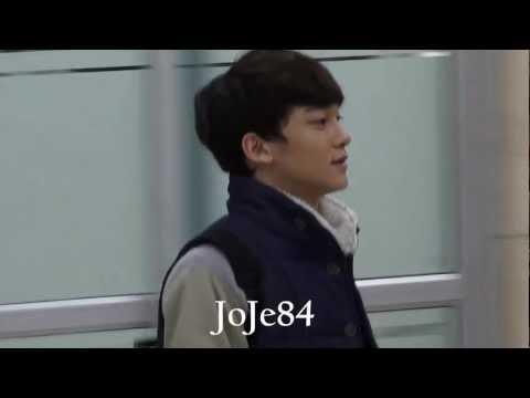 130127 GIMPO AIRPORT EXO-M CHEN