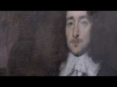Restoration of 'Portrait of a Musician' by William Dobson
