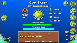 🔴 GOD EATER 91%