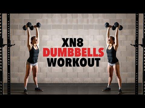 Xn8 Sports Dumbbells