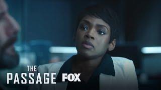 Jonas & Sykes Discuss The Quickly Spreading Epidemic | Season 1 Ep. 2 | THE PASSAGE