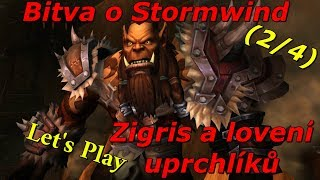 Warcraft 3 FT - Bitva o Stormwind (2/4) [Cz/Sk]