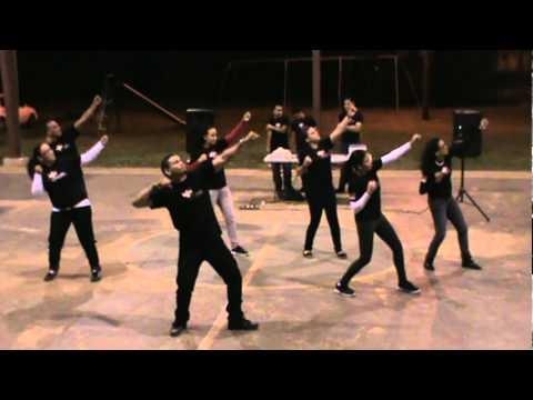 CLGRG Baile de Alex Zurdo - Me Hizo Libre