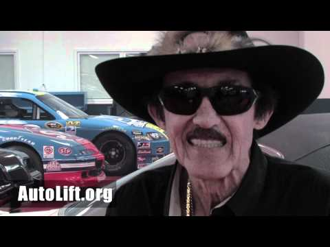 "NASCAR legend Richard ""The King"" Petty and his Petty's Garage performance shop team talk about vehicle lift safety in the Automotive Lift Institute (ALI) YouTube video ""Petty's Garage - Lifting It Right."" ""On behalf of Petty's Garage and the Automotive Lift Institute, I'd like to remind you to always lift it right, and have your automotive lift inspected regularly,"" says Petty. ""Your safety is riding on it."" Learn more at www.autolift.org/inspection."