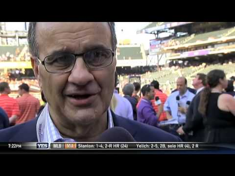 The Joe Girardi Show 09-22-13: Joe Torre