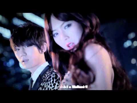 [繁中字MV] 泫雅+賢勝 - Trouble Maker
